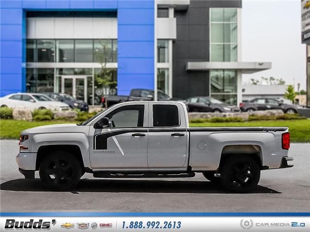 2018 Chevrolet Silverado 1500 Silverado Custom (Stk: CY8000A) in Oakville - Image 2 of 22