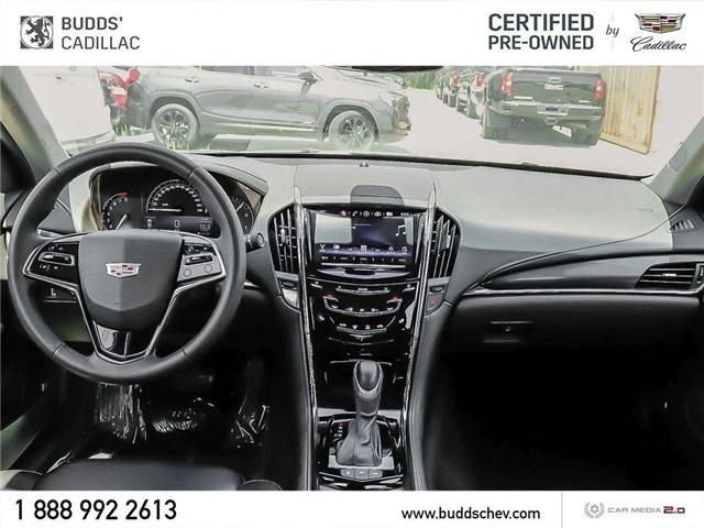 2017 Cadillac ATS 2.0L Turbo (Stk: AT7042L) in Oakville - Image 10 of 25