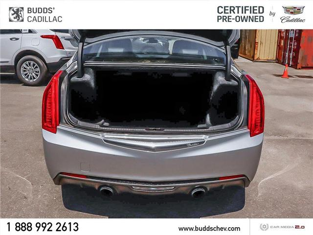 2017 Cadillac ATS 2.0L Turbo (Stk: AT7042L) in Oakville - Image 19 of 25