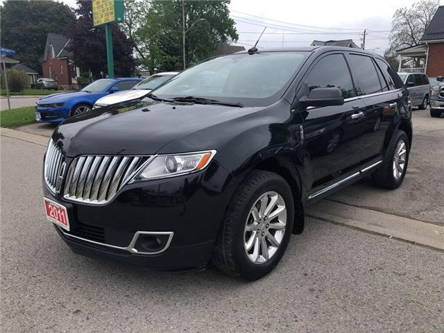 2011 Lincoln MKX Base (Stk: 18577) in Belmont - Image 1 of 19