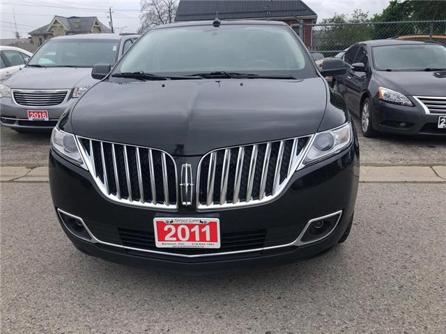 2011 Lincoln MKX Base (Stk: 18577) in Belmont - Image 3 of 19