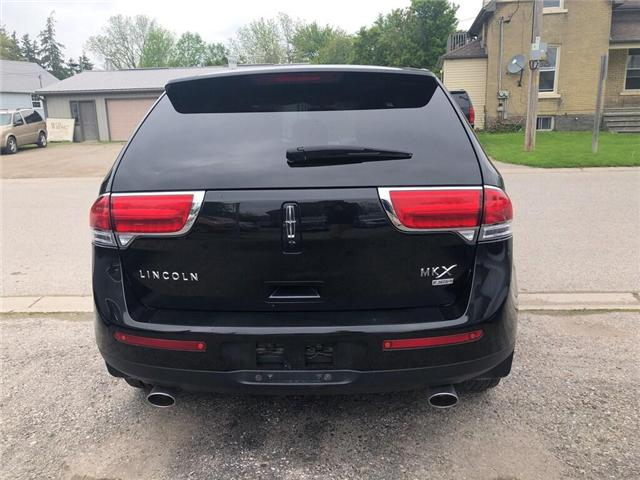 2011 Lincoln MKX Base (Stk: 18577) in Belmont - Image 7 of 19