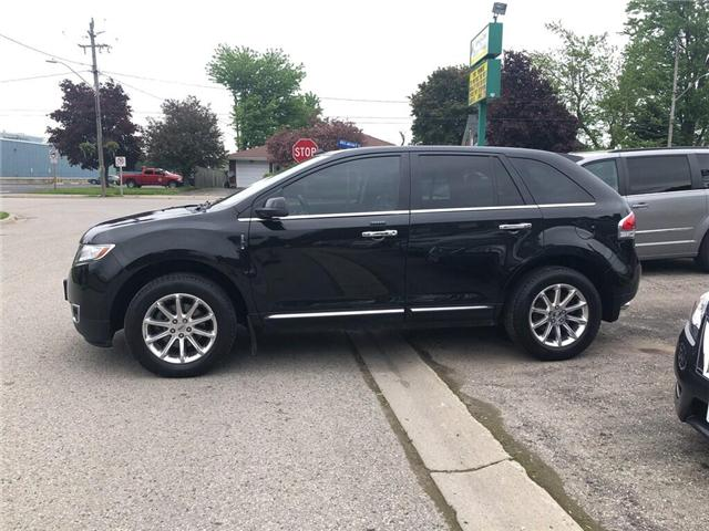 2011 Lincoln MKX Base (Stk: 18577) in Belmont - Image 9 of 19