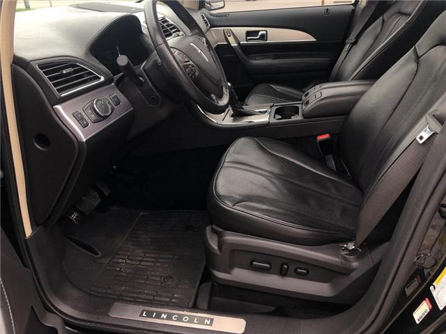 2011 Lincoln MKX Base (Stk: 18577) in Belmont - Image 16 of 19