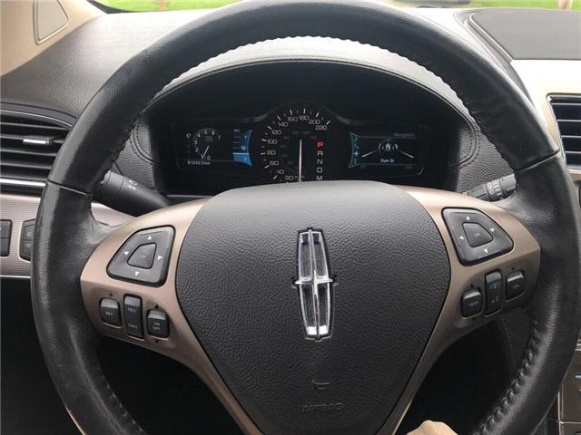 2011 Lincoln MKX Base (Stk: 18577) in Belmont - Image 17 of 19
