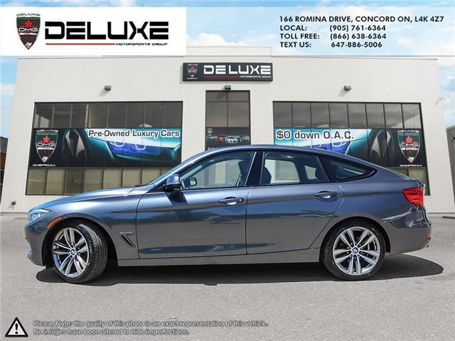 2015 BMW 328i xDrive Gran Turismo (Stk: D0594) in Concord - Image 2 of 20