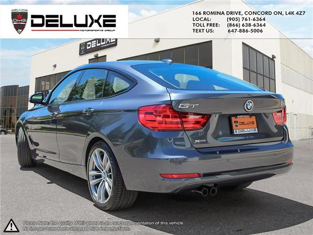 2015 BMW 328i xDrive Gran Turismo (Stk: D0594) in Concord - Image 3 of 20