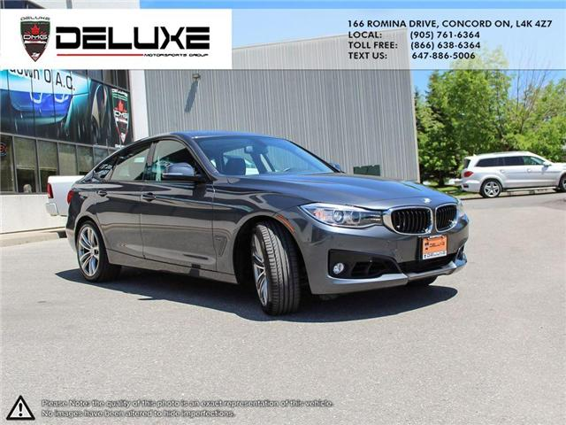 2015 BMW 328i xDrive Gran Turismo (Stk: D0594) in Concord - Image 5 of 20