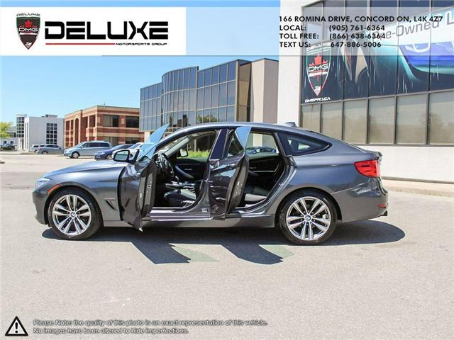 2015 BMW 328i xDrive Gran Turismo (Stk: D0594) in Concord - Image 6 of 20