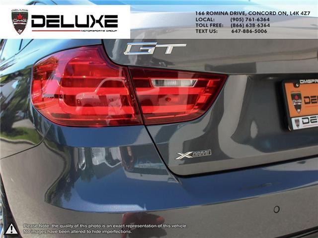 2015 BMW 328i xDrive Gran Turismo (Stk: D0594) in Concord - Image 9 of 20