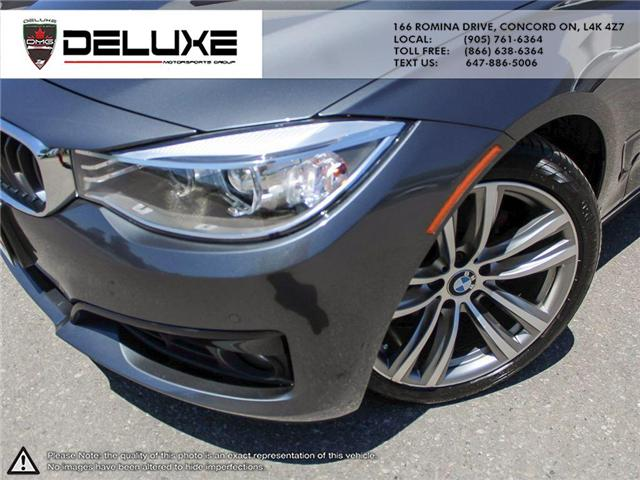 2015 BMW 328i xDrive Gran Turismo (Stk: D0594) in Concord - Image 10 of 20