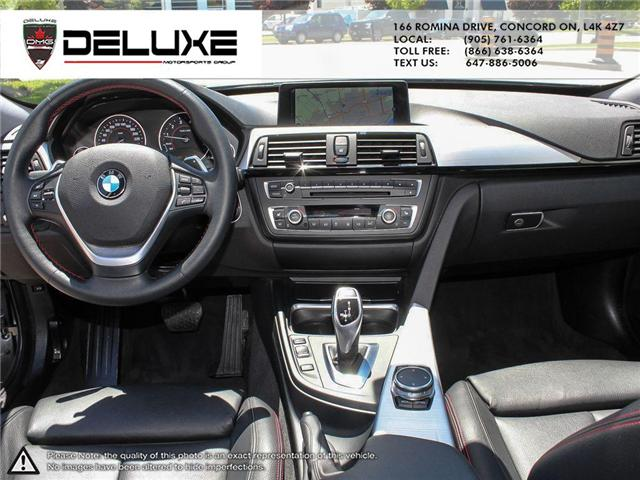 2015 BMW 328i xDrive Gran Turismo (Stk: D0594) in Concord - Image 13 of 20