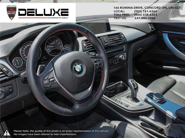 2015 BMW 328i xDrive Gran Turismo (Stk: D0594) in Concord - Image 14 of 20