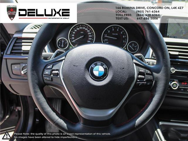 2015 BMW 328i xDrive Gran Turismo (Stk: D0594) in Concord - Image 16 of 20