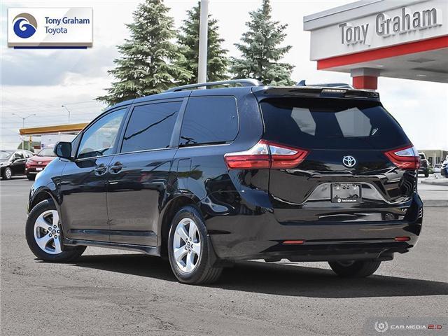 2019 Toyota Sienna LE 8-Passenger (Stk: U9122) in Ottawa - Image 4 of 29