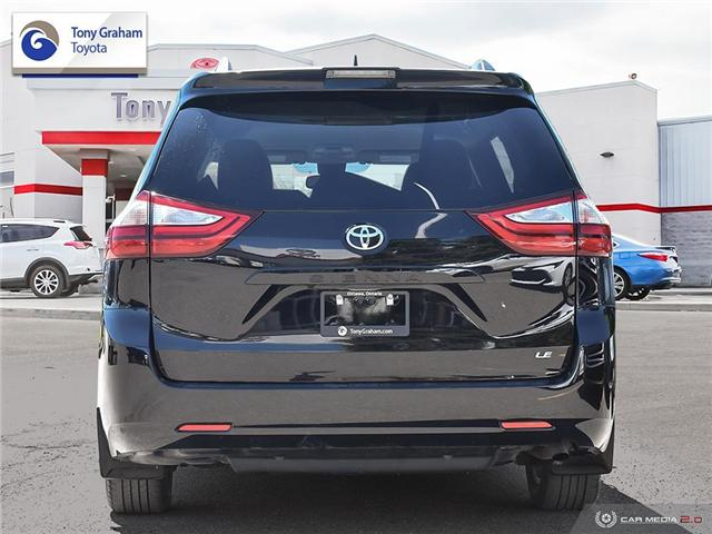 2019 Toyota Sienna LE 8-Passenger (Stk: U9122) in Ottawa - Image 5 of 29