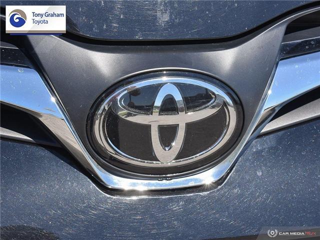 2019 Toyota Sienna LE 8-Passenger (Stk: U9122) in Ottawa - Image 9 of 29