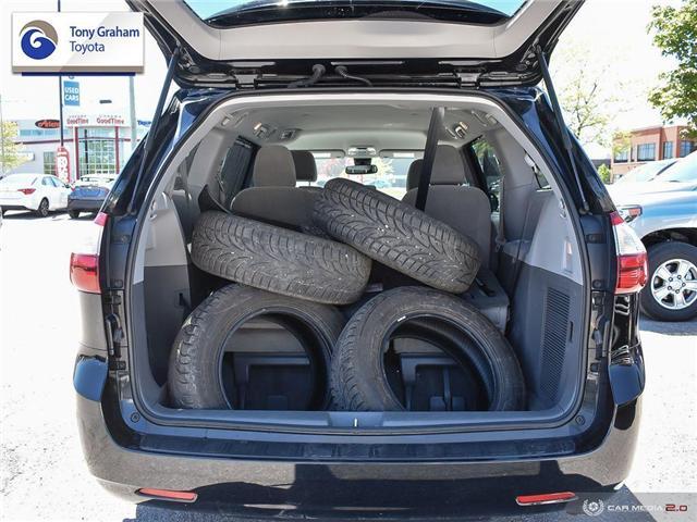 2019 Toyota Sienna LE 8-Passenger (Stk: U9122) in Ottawa - Image 11 of 29