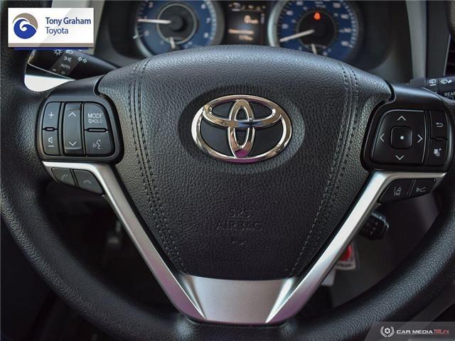 2019 Toyota Sienna LE 8-Passenger (Stk: U9122) in Ottawa - Image 14 of 29