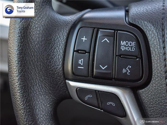 2019 Toyota Sienna LE 8-Passenger (Stk: U9122) in Ottawa - Image 17 of 29