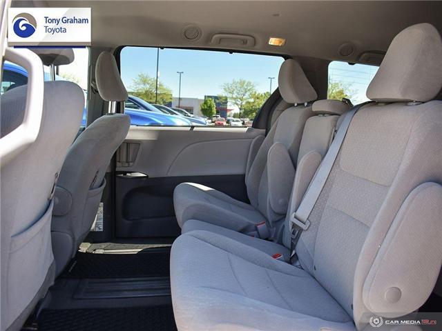 2019 Toyota Sienna LE 8-Passenger (Stk: U9122) in Ottawa - Image 24 of 29