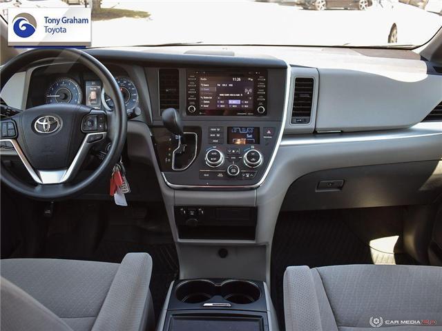 2019 Toyota Sienna LE 8-Passenger (Stk: U9122) in Ottawa - Image 25 of 29
