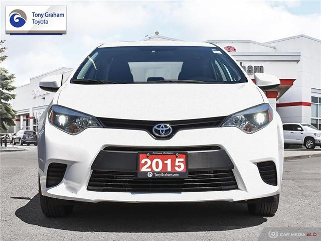 2015 Toyota Corolla CE (Stk: U9114) in Ottawa - Image 2 of 27