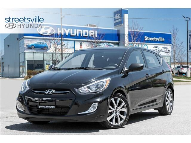2017 Hyundai Accent  (Stk: P0668) in Mississauga - Image 1 of 18