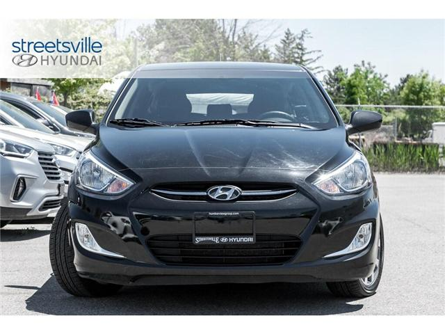 2017 Hyundai Accent  (Stk: P0668) in Mississauga - Image 2 of 18
