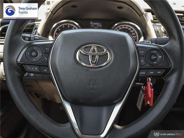 2019 Toyota Camry LE (Stk: U9121) in Ottawa - Image 14 of 27