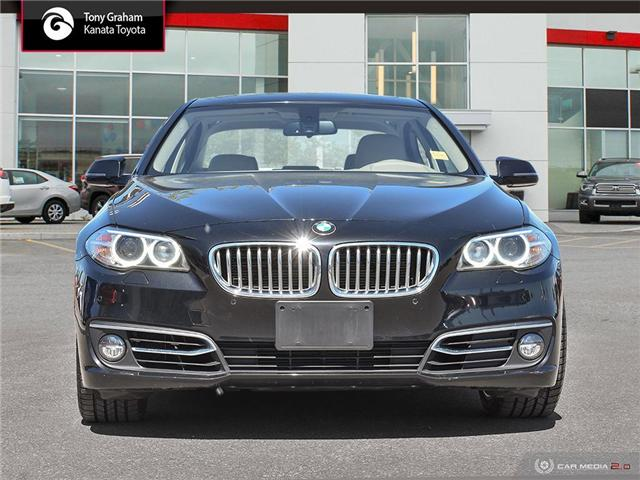 2014 BMW 535d xDrive (Stk: 89532A) in Ottawa - Image 2 of 28