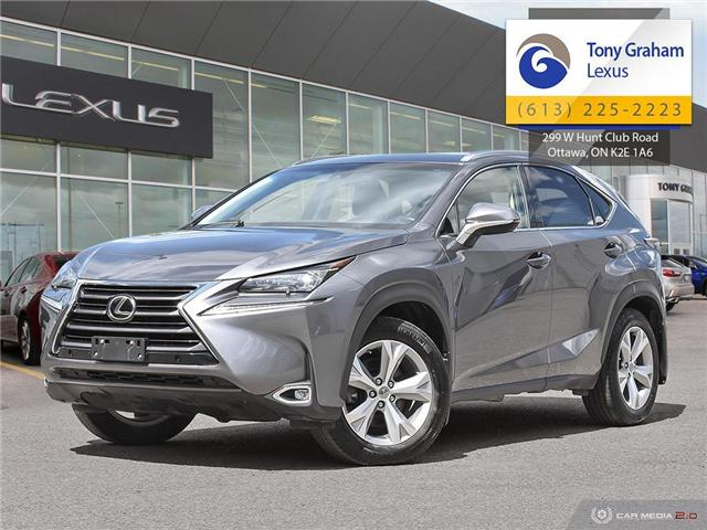 2016 Lexus NX 200t Base (Stk: Y3424) in Ottawa - Image 1 of 29
