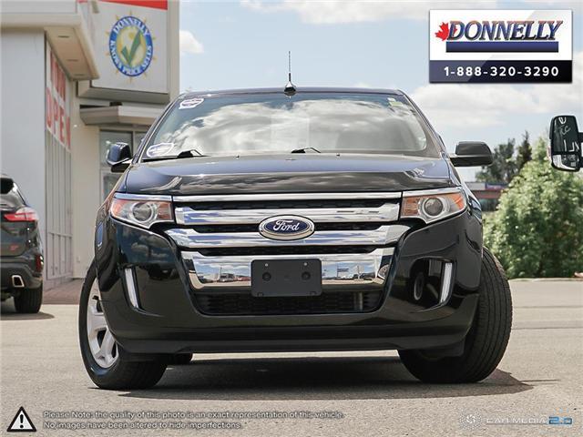2013 Ford Edge SEL (Stk: CLDU6122AL) in Ottawa - Image 2 of 30