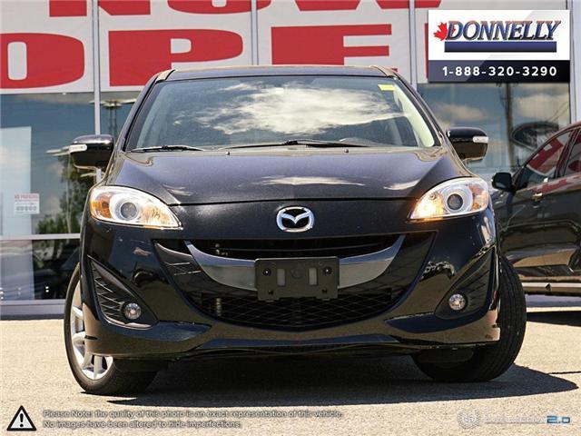2015 Mazda Mazda5 GT (Stk: PBWDS117A) in Ottawa - Image 2 of 30