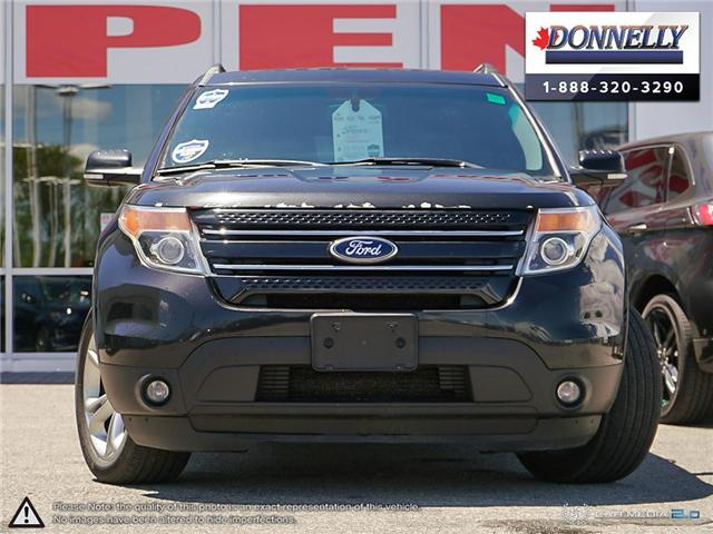 2013 Ford Explorer Limited (Stk: PBWDS132A) in Ottawa - Image 2 of 29