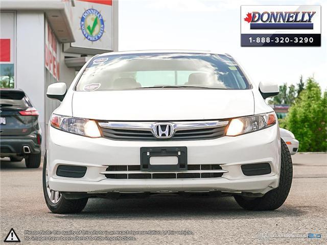 2012 Honda Civic EX (Stk: CLDUR6104A) in Ottawa - Image 2 of 29