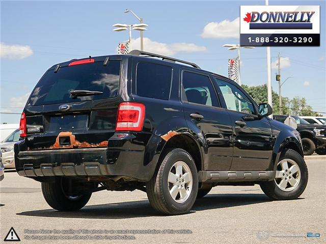 2010 Ford Escape XLT Automatic (Stk: PBWDR99A) in Ottawa - Image 4 of 29