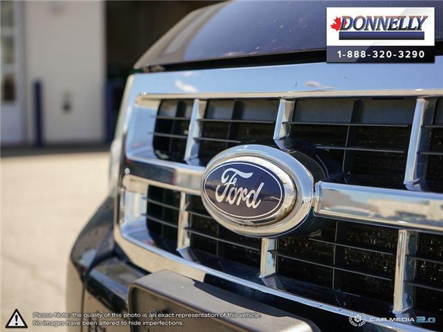 2010 Ford Escape XLT Automatic (Stk: PBWDR99A) in Ottawa - Image 9 of 29