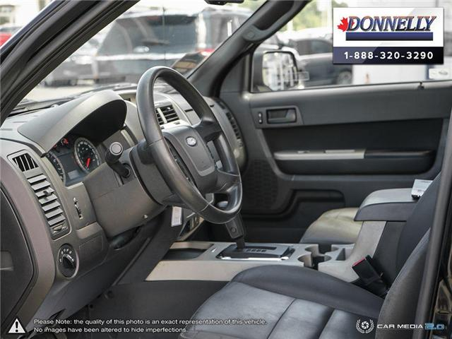 2010 Ford Escape XLT Automatic (Stk: PBWDR99A) in Ottawa - Image 13 of 29