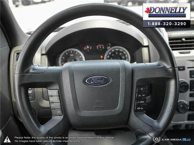 2010 Ford Escape XLT Automatic (Stk: PBWDR99A) in Ottawa - Image 14 of 29