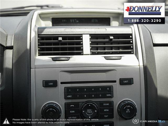 2010 Ford Escape XLT Automatic (Stk: PBWDR99A) in Ottawa - Image 21 of 29