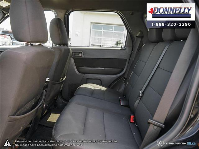 2010 Ford Escape XLT Automatic (Stk: PBWDR99A) in Ottawa - Image 24 of 29