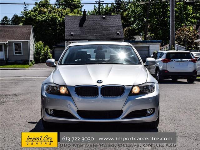 2011 BMW 328i xDrive (Stk: N58654) in Ottawa - Image 2 of 30