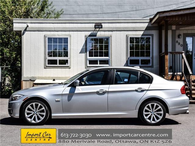 2011 BMW 328i xDrive (Stk: N58654) in Ottawa - Image 4 of 30