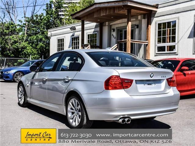 2011 BMW 328i xDrive (Stk: N58654) in Ottawa - Image 5 of 30