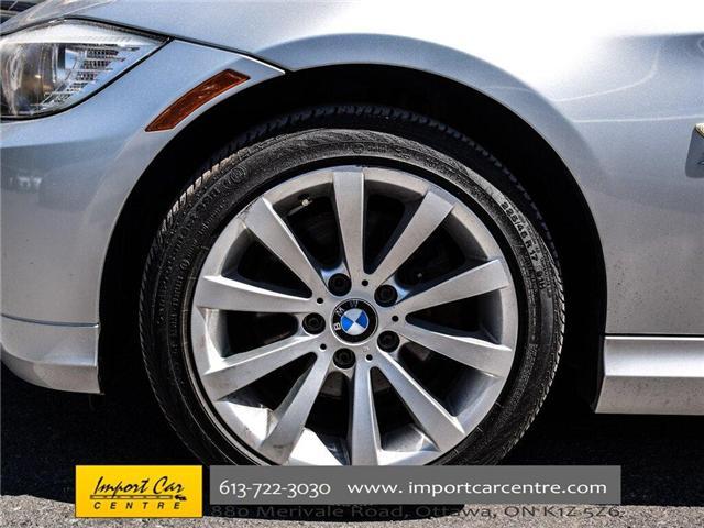 2011 BMW 328i xDrive (Stk: N58654) in Ottawa - Image 12 of 30