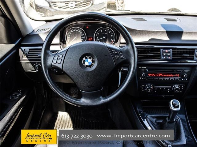 2011 BMW 328i xDrive (Stk: N58654) in Ottawa - Image 18 of 30