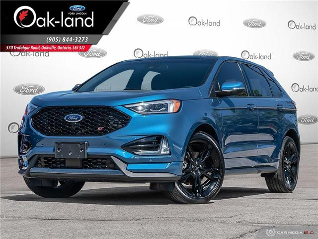 2019 Ford Edge ST (Stk: A3102A) in Oakville - Image 1 of 27