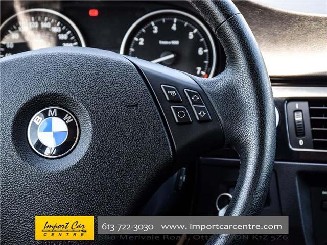 2011 BMW 328i xDrive (Stk: N58654) in Ottawa - Image 21 of 30