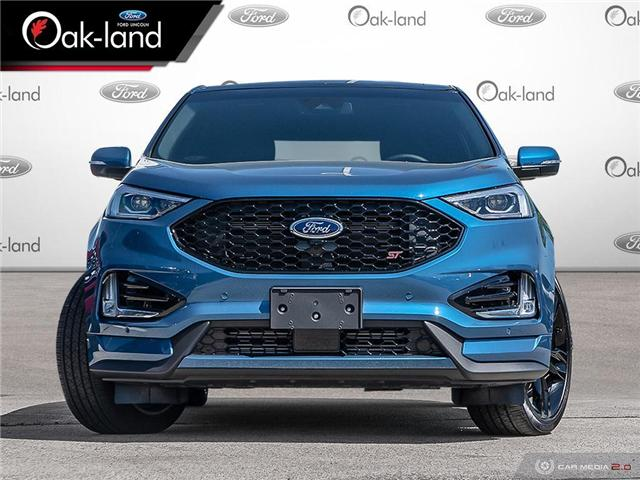 2019 Ford Edge ST (Stk: A3102A) in Oakville - Image 2 of 27